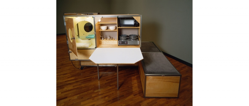 Zittel, a-z living unit ii, 1994 01