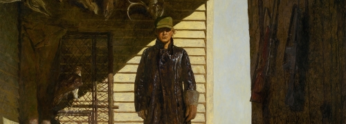James wyeth, bean boots