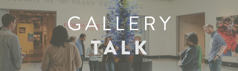 Gallery talk 5-8-18-2