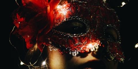 Ano masquerade mask