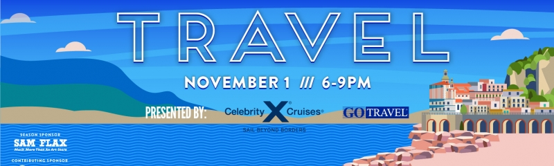 "4127f5d6108 Enjoy the Luxury of ""Celebrity Cruises"" and ""Go Travel"" at 1st Thursdays"