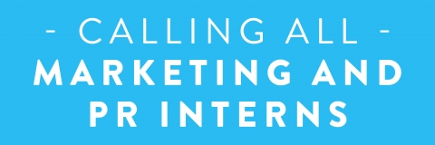 Marketing and pr interns