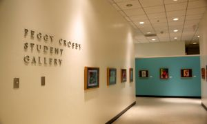 Peggy Crosby Student Gallery