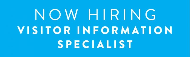 Visitor information specialist