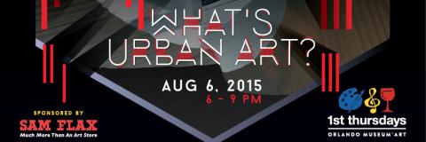 What's Urban Art?
