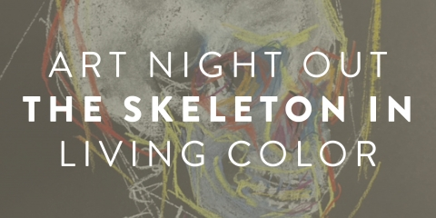 Skeleton in Living Color