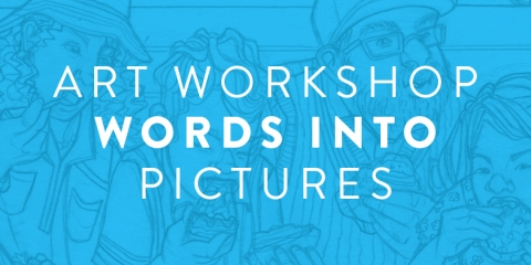 Rohmann - words into pictures