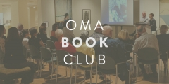 Oma book club event hero